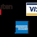 クレジットカード、電子マネー、アプリ決済に対応しました。
