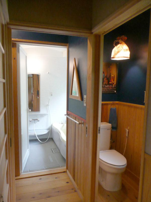 風呂 トイレ
