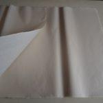 最高品質の楮美術用紙。でも一つだけお伝えしないといけないことがあります。